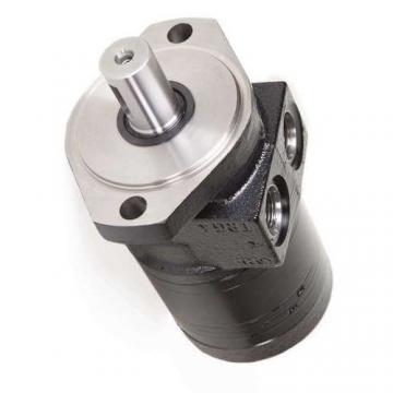 PARKER torqmotor te 0080 CW 410 AAAB moteur hydraulique et tuyaux. (GBL_22Q)