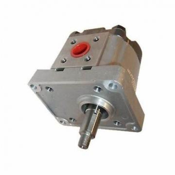 Zéro effort système pour vérin à double effet 0.45CC pompe à engrenages 19.5CC pompe manuelle 1