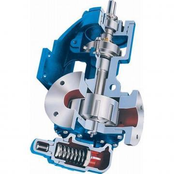 Pompe à Engrenages Hydraulique PTO 25ccm Débit 53L/min Boîte de Vitesse Tracteur