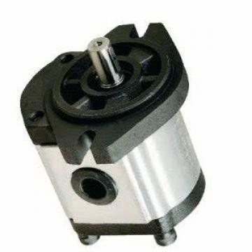 éléctrique Pompe hydraulique Pompe à engrenages externes Moteur électrique pour
