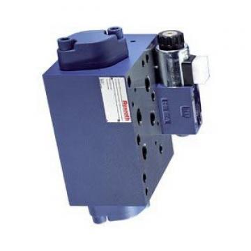 Hydraulic valve Distributeur hydraulique combiné MANNESMANN REXROTH 4WE+ZDR+HSZ