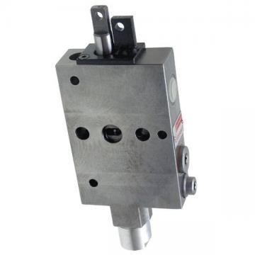 Distributeur hydraulique distributeur cetop 3 NG6 315 bar 80L/min 4/2 24VDC