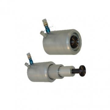 BUCHER Hydraulique Double Agissant Levier Monobloc Valvule 3 Position Ressort