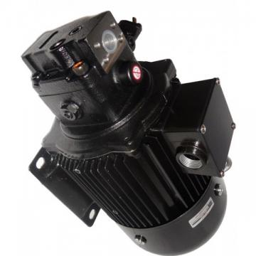 Hydraulic Gear Pump, Group 3, BSP Threaded Ports 1 1:8 Taper 4 Bolt Flange
