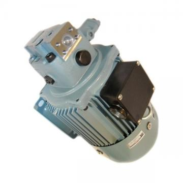 12V Electromagnetic Clutch & Pump Assembly